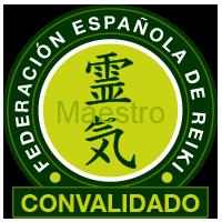 Federación Española de Reiki Maestro Convalidado