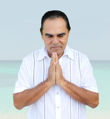 Maestro Reiki Jorge Guevara