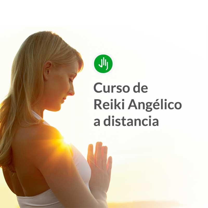 Curso de Reiki Angélico