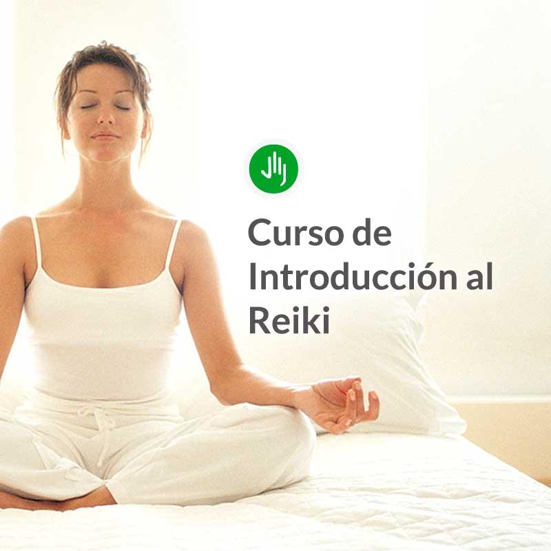 Curso de Introducción al Reiki