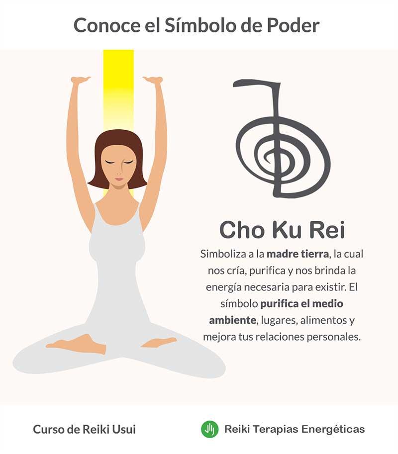 Cho Ku Rei - El Símbolo de Poder