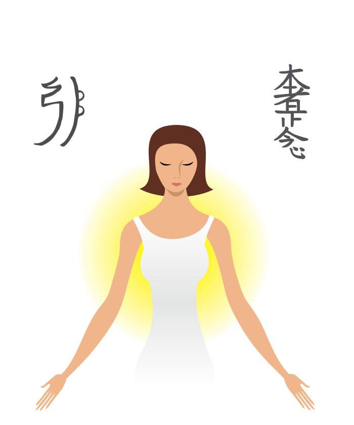 Curso de Reiki Usui Símbolos y Kotodamas